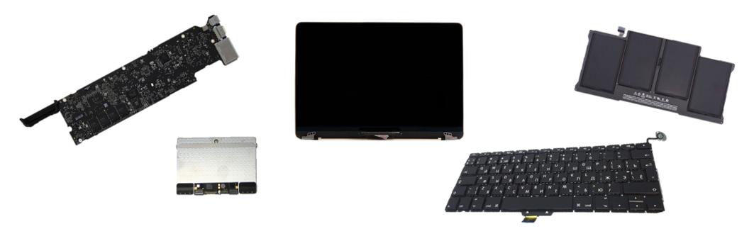 Ремонт MacBook 13