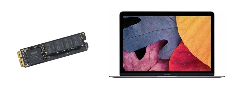 Ремонт SSD MacBook