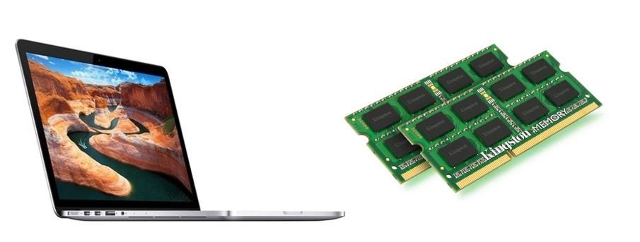 Ремонт оперативной памяти макбук
