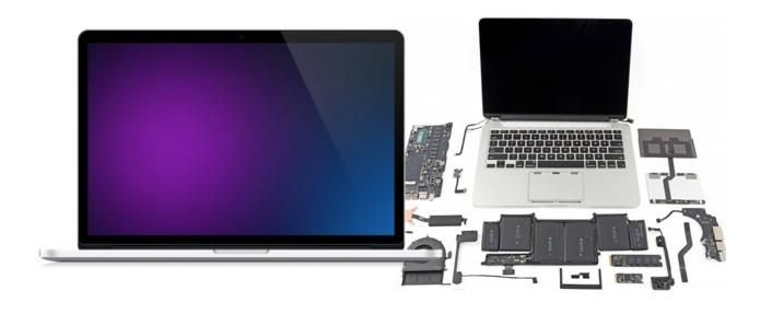 Не работает динамик MacBook