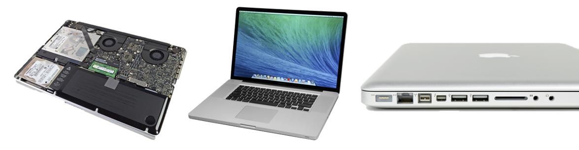 Ремонт MacBook Pro 17