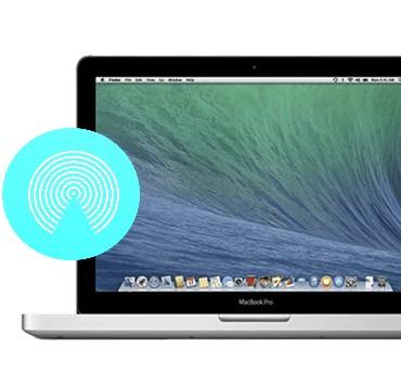 Не работает AirDrop MacBook