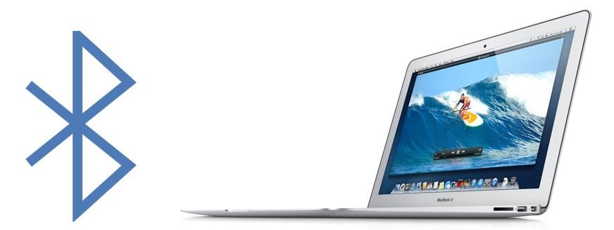 Не работает Bluetooth (AirDrop) MacBook
